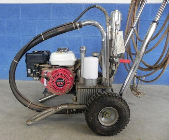Speeflo power twin 4900 airless paint sprayer for sale in for Paint sprayers for sale