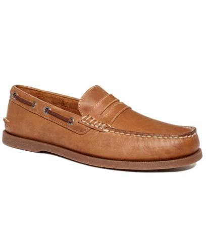 Sperry Top Sider Men S Loafers A O Penny Loafers For Sale