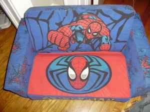 Spiderman couch greer for sale in greenville for Painting with a twist greenville sc