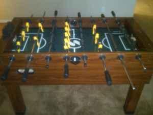 Sport Craft Foosball Table 75 Citrus Heights