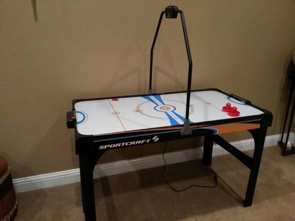 Sportcraft Air Hockey Table Turbo Lookup BeforeBuying - Sportcraft turbo air hockey table