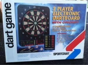 Electronic Dart Boards By Sport Craft
