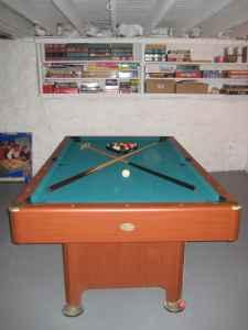 Sportcraft Est Pool Table Classifieds Buy Sell Sportcraft - Sportcraft pool table est 1926