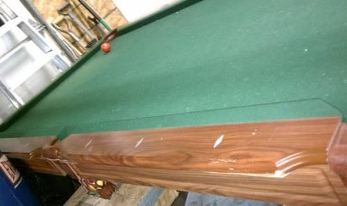 SportCraft Pool Table + accessories