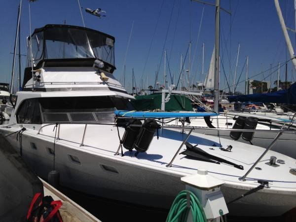 Sportfisher 38 9 Quot Magnum Marine For Sale In Washington