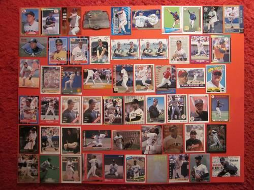 Sports Cards Lot - ALL ARE FUTURE HALL OF FAMERS(Book