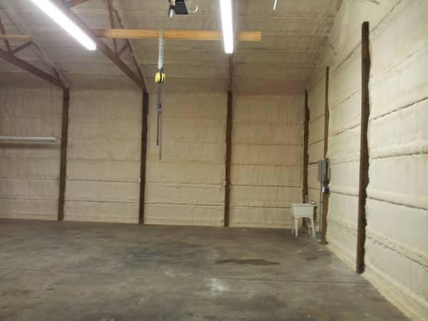 Spray Foam Insulation For Pole Barns In Mattoon Illinois