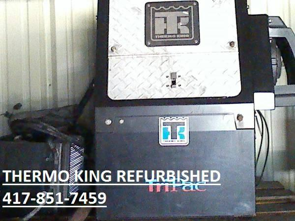 Springfield APU CENTER, Thermo King, Carrier, Rig Master for