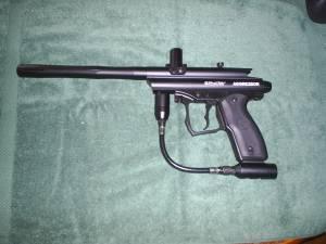 SPYDER AGGRESSER Paintball Gun - $60 Wellsville, KS