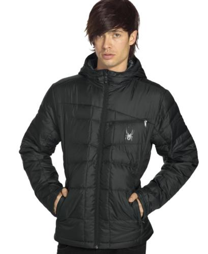 Spyder Jacket, Dolomite Down Puffer