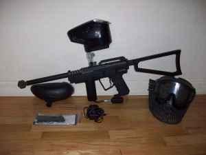 SPYDER MR2 PAINTBALL GUN - $140 Eugene
