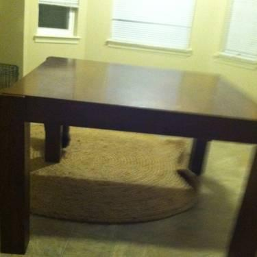 Sale In Fayetteville North Carolina Square Pier One Dining Table