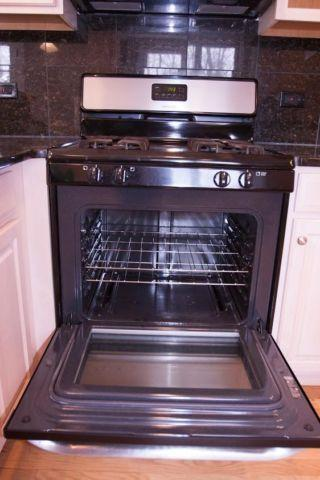ss frigidaire gas range for sale in chatham new jersey classified. Black Bedroom Furniture Sets. Home Design Ideas
