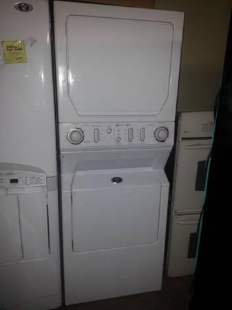 Stackable Maytag Refurbished Electric Washer Dryer For