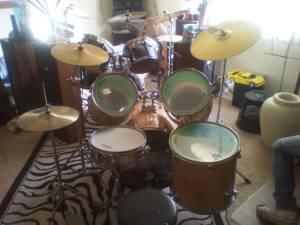 Stagg 5-piece Drum Set - $500 (S.Lakewood)