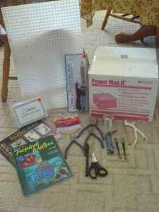Stained Glass Supplies, New Grinder and Enough Items to start crafting - $185 Pueblo West