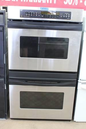 Stainless Double Wall Oven Convection Ge Profile
