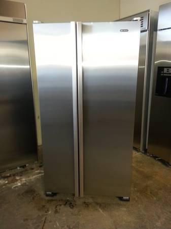 Stainless Steel Jenn Air Side By Side Refrigerator For