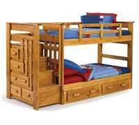 **Staircase Bunkbeds!!** (Stevens Point)