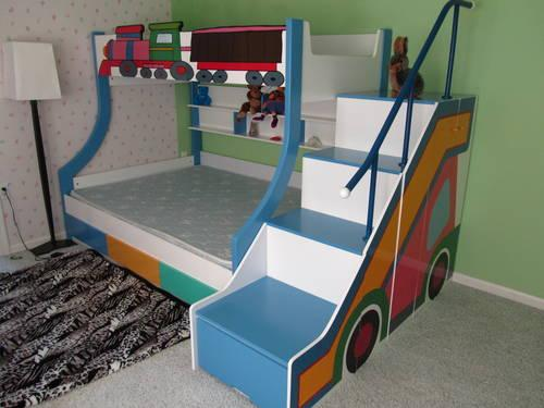 Sleep Train Bunk Bed Mattress