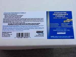 STANADYNE Performance Formula Diesel Fuel Additive (21