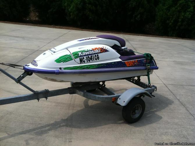 Stand Up Jet Ski For Sale With Trailer For Sale In Winston