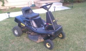 Stanley Murray 11 Hp Riding Mower 30 In Wichita Ks