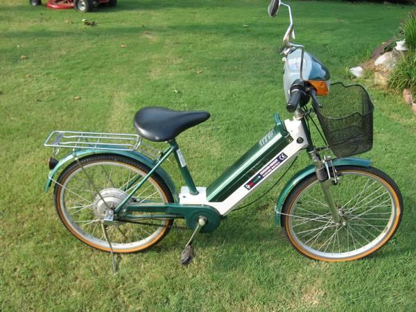 Star Moon Electric Bicycle Great Condition - $550