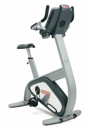 Star Trac Pro Upright exercise bike - $22