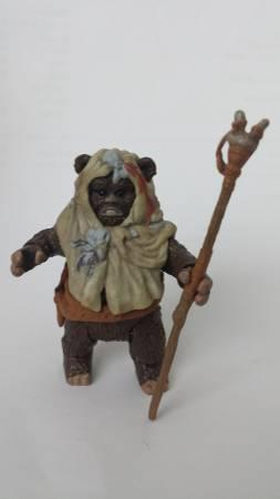 Star Wars Collectors.... EWOK - $20