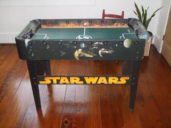 Star Wars Foosball Table For Sale In Central Louisiana Classified - Where to buy foosball table