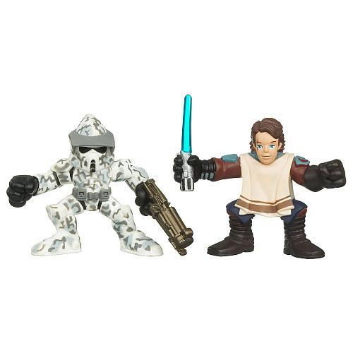 Galactic Heroes Star Wars Toys 14