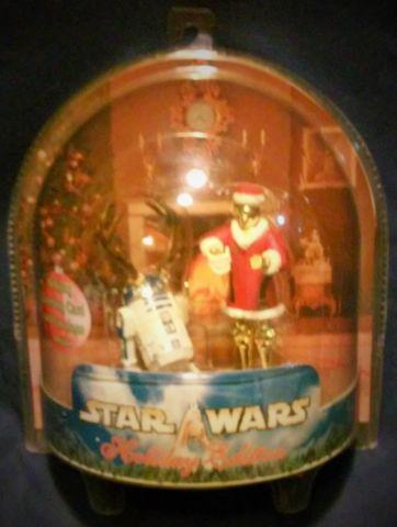 Star Wars Holiday Edition 2002 – CP3O & R2D2