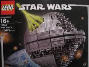 Star Wars Lego Death Star II 10143 - $725 AnnapolisAACty area