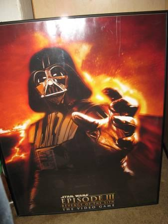 Star Wars Promo Posters Marvel Posters For Sale In Evansville Indiana Classified Americanlisted Com