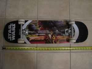 Star Wars Vintage Skateboard