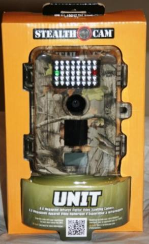 StealthCam Unit STC-U8401RNXT ~ NEW