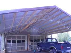 Steel Trusses Barn Kits Hickory For Sale In Hickory