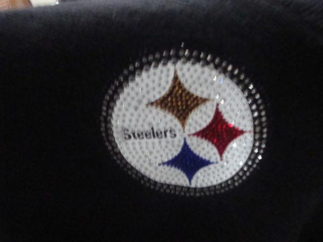 Steelers Poncho; Super cool