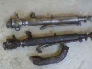 STEERING CYLINDER - $300 (BLY FARM, LEROY PA)