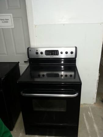 STEINLESS STEEL STOVE $325,1YR WARRANTY,FREE DELIVERY