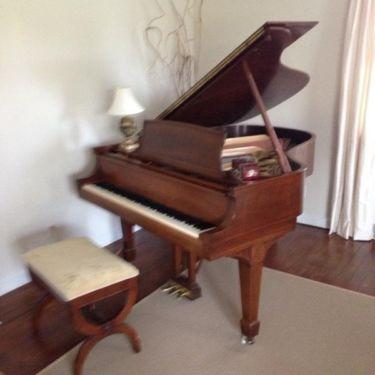 Steinway Baby Grand Piano For Sale In Troy Ohio