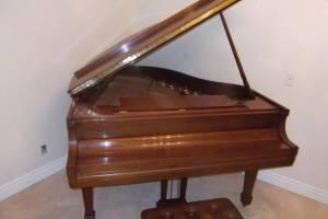 STEINWAY BABY GRAND PIANO MODEL S - JUST REDUCED!!!! -