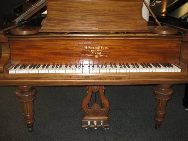 Steinway Grand Piano Sale - $17000