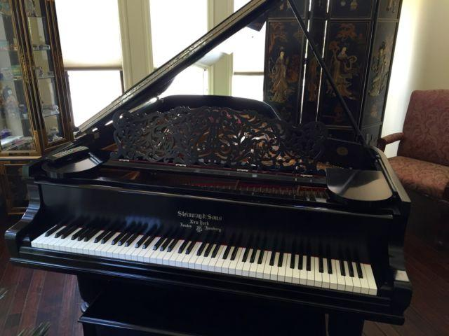 Steinway Historic 150 Anniversary Model B Piano, 2006