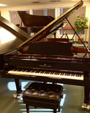 steinway sons hamburg model d polished ebony concert grand piano for sale in san jose idaho. Black Bedroom Furniture Sets. Home Design Ideas