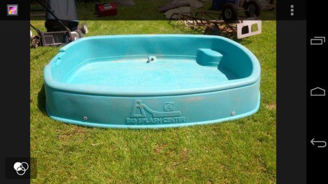 Step 2 Big Splash Center Pool Hard To Find Pick Up Only Ny 1058 For Sale In Somers New