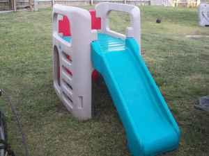 Step 2 Climber And Slide Quot Larger One Quot Bartlett For