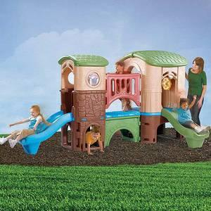 Step 2 naturally playful childrens clubhouse climber, new in box - $380
