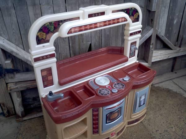 Step 2 play kitchen lot of kids items for sale - $30
